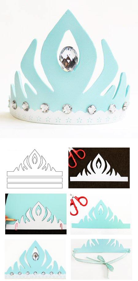 fabriquer-une-couronne-reine-des-neiges